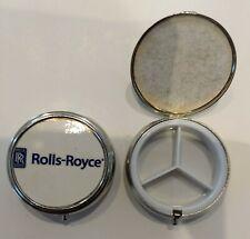 Rolls Royce Car Pillbox
