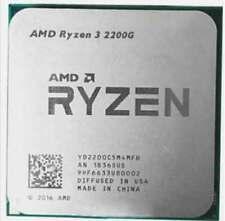 AMD RYZEN 3 2200G R3 2200G 3.5 GHz Quad-Core CPU Processor