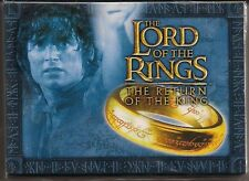 LORD OF THE RINGS RETURN OF THE KING TOPPS UK-EUROPE LIMITED 20 CARD SET #R1-R20