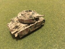 1/100th 15mm WWII German Panzer III N Wargaming Model
