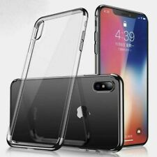 iPhone 11 11Pro 11Max 10Max X 7Plus 7 XR 7 Color Clear Soft TPU screen protector