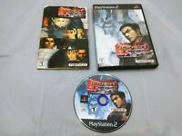 TESTED Tekken Tag Tournament ORIGINAL (Sony Playstation 2 ps2) Complete