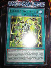 YU-GI-OH! RARE RIDERS A GRANDE VITESSE CIRCUIT STRUCTURE PSY HSRD-FR036 MINT