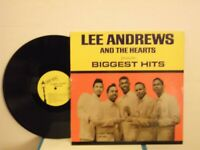 "Lee Andrews & The Hearts,Lost Nite 101,""Their Biggest Hits"",US,LP,mono,RnB, M-"