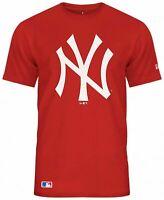NEW ERA MLB TEAM LOGO TEE NEW YORK YANKEES NY CAMISETA ORIGINAL 11863819