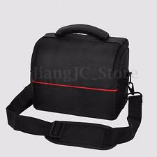 Waterproof Camera Messenger Shoulder Case Bag Handbag For Canon Nikon SLR DSLR