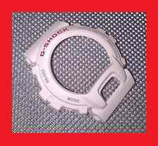 CASIO G-SHOCK GW6900 F-7 G6900 SHINEY WHITE RED BEZEL / SHELL / OUTER CASE - OEM