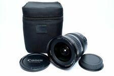 [EXC]Canon EF-S 10-22mm F/3.5-4.5 USM AF Wide Angle Zoom Lens JAPAN #210522