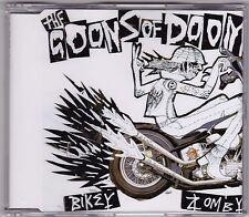 The Goons Of Doom - Bikey Zomby - CD (MGM Volcom 5 x Track)