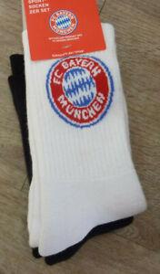 FC Bayern München Sport-Socken 2er Set 20216