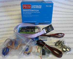Peco PLS-100 SmartSwitch set