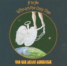 Van Der Graaf Generator - H a Él Who Am The Onl Nuevo CD