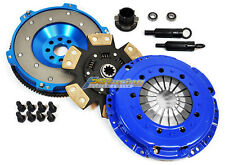 FX STAGE 3 HD CLUTCH KIT & ALUMINUM FLYWHEEL 92-98 BMW 325 328 E36 M50 M52