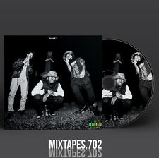 Flatbush Zombies - Better Off Dead Mixtape (Full Artwork Cd/Front/Back Cover)