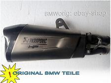 BMW K47 S 1000 R) Akrapovic Auspuff Nachschalldämpfer 18518556701