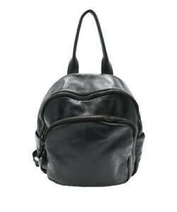 BZNA Bag Pat Black Backpacker Designer Rucksack Damenhandtasche Schultertasche