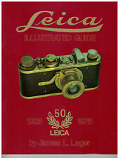 Leica Illustrated Guide 1976 2nd printind soft cover 1925-1975