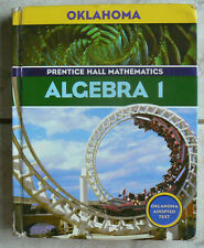 Prentice Hall  ALGEBRA 1 Text, 2004,  013052316X  gr. 8 9 10 HC Answers to odd #