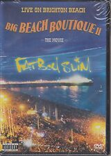 Fat Boy Slim / BIG BEACH BOUTIQUE  2 (Only for Codefree- or US-Player,NEU!,DVD)