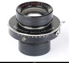 Boyer Paris Saphir Color 5.6/210 mm #784923 Prontor Press  Lens