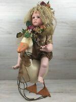 Masterpiece Porcelain Doll Closed Edition Cara Mia Linda Valentino Michel HTF