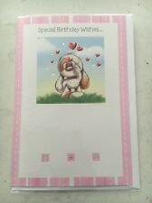Mylo & Friends Special Birthday Wishes To The One I Love Greeting Card RRP $4.50