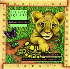 African Savanna, Silver, Donald M., Wynne, Patricia, Good Book
