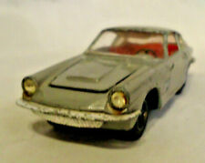 VINTAGE MEBETOYS MASERATI MISTRAL-COUPE 1/43 SCALE DIE CAST MADE IN ITALY