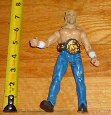 1999 WWF WWE Jakks Triple H HHH loose Wrestling TTL Figure Jeans Title Belt