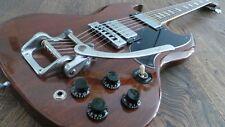 Vintage GIBSON SG DELUXE années 70er E-Guitare Comme neuf condition Mahagony