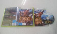 Cabela's Big Game Hunter Xbox 360 PAL Version