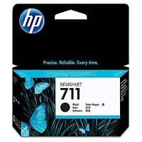 HP 711 | DesignJet Ink Cartridge | Black | 38-ml | CZ129A