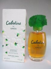 Parfums Gres Cabotine Eau De Toilette Spray 1.0 Fl Oz/30 ml WOMEN ORIGINAL NIB