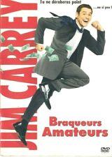 DVD BRAQUEURS AMATEURS JIM CARREY