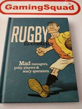 Rugby Eccentrics- Book, Supplied by Gaming Squad Ltd