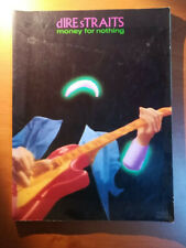 ALBUM PARTITIONS - TABLATURE DIRE STRAITS MONEY FOR NOTHING