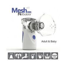 Aerosol Nebulizer a Ultrasound Inhaler Mask Atomizer Portable