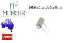 5Pcs 16MHz Quartz Crystal/Oscillator HC49S Arduino/PIC