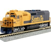 Kato 176-9213 N Scale EMD SDP40F Type IVa AT&SF Locomotive Santa Fe #5267