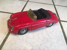 New ListingFranklin Mint 1955 Porsche 356 Speedster, Red