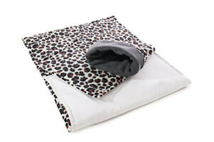 WATERPROOF Guinea Pig Fleece Liner Set For C&C Cage and Ferplast Cage.