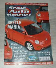 Revista el Modelador de escala Auto, Vol 1 edición 5 de marzo de 1999