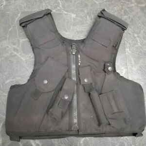 Aegis Engineering Body Armour Stab Bullet Proof Vest Security Ex Police USED S-M