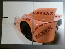 "Porsche 917 ""Pink Pig"" Showroom Advertising Poster Print RARE!! Awesome L@@K"