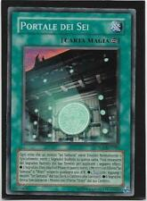 YU-GI-OH! SOVR-IT089 PORTALE DEI SEI SUPER RARA THE REAL_DEAL SHOP