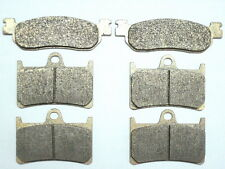 Front Rear Brake Pads For Yamaha YZF R1 R6 R 1 6 1999 2000 2001 2002 2003 Brakes
