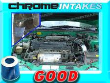 BLACK BLUE COLD AIR INTAKE KIT FOR 97 98 99-01 HYUNDAI TIBURON/ELANTRA 2.0L I4