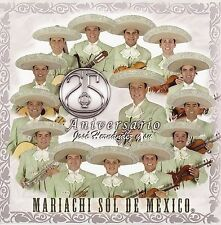 25 Aniversario by Mariachi Sol de Mexico (CD, Apr-2006, Universal Music Latino)