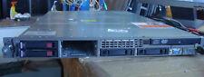 HP DL360 G5 with 2x Intel Quad Core 3.0Ghz(X5450)16G/4x146G SAS/P400i/256 Meg