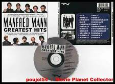 "MANFRED MANN ""Greatest Hits"" (CD) 22 Titres 1996"